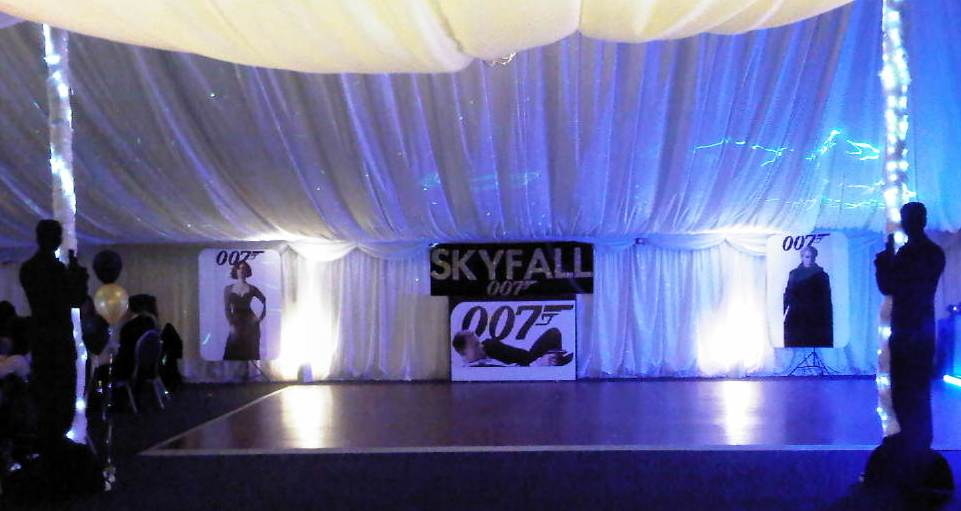 James Bond Themed Events Parties In Norwich Norfolk